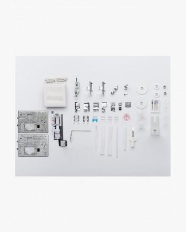 Accessoires fournis : Continental M7 Professional Machine à coudre