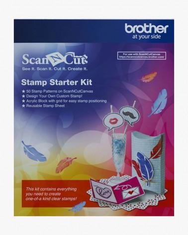 Kit de démarrage de tampons CASTPKIT1 pour ScanNCut