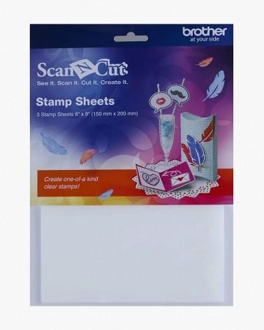 Supports pour tampons en silicone CASTPS1 pour ScanNCut