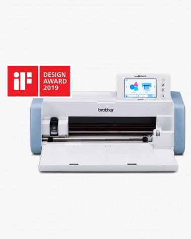 Machine de découpe & traçage personnelle ScanNCut DX SDX1000