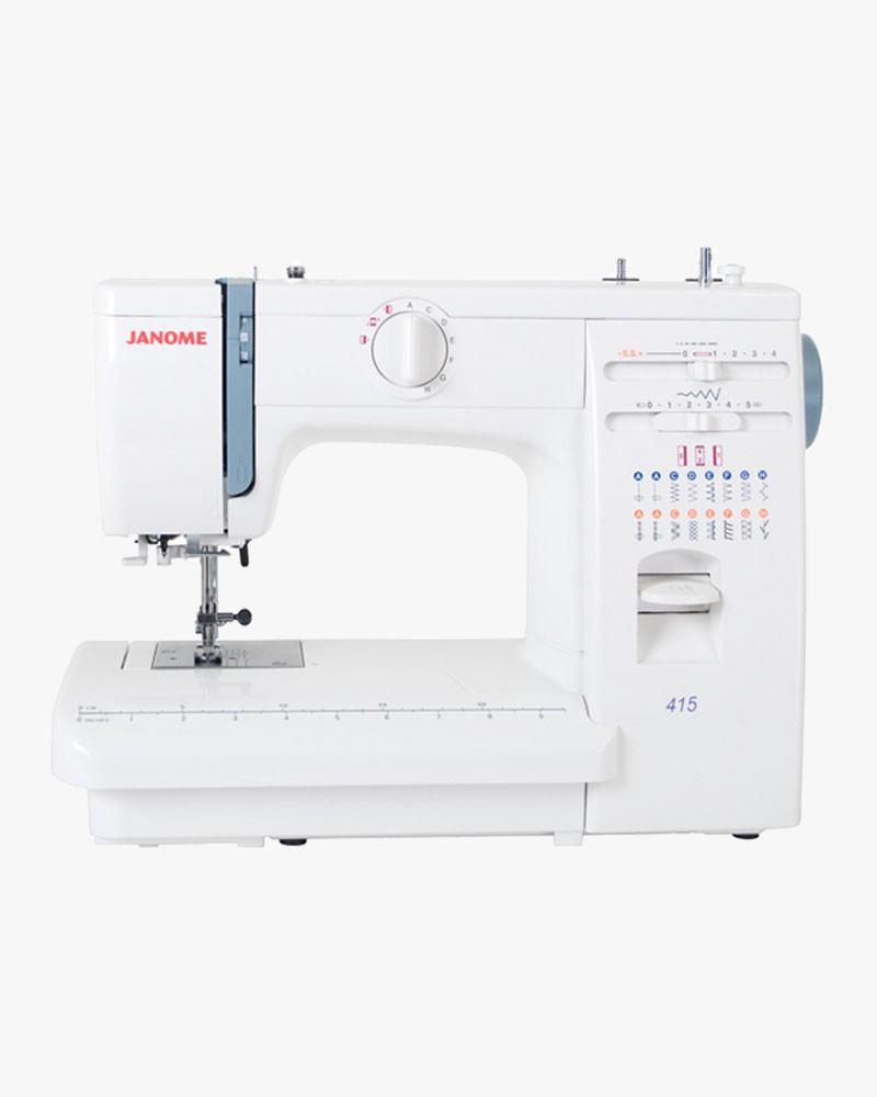 Janome 415 Machine à Coudre